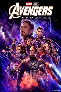 Avengers: Endgame - Now Playing on Demand