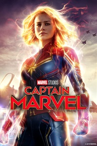 Captain Marvel - Now Playing on Demand