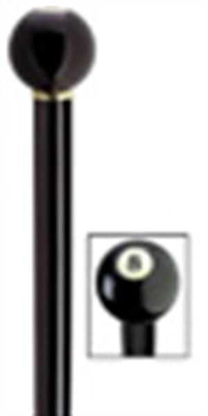 8 ball cane