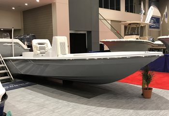 2021 East Cape Bay Gray Boat