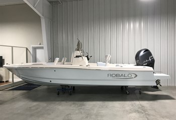 2020 Robalo R206 ice blue liquid-unknown-field [type] Boat