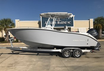 2021 Cape Horn 22OS Gray  Boat