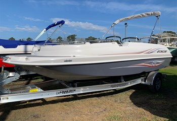2020 Starcraft 1915 Limited OB Gray/White #60138 Boat