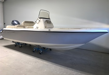 2021 Key West 189 FS Manta Gray Boat