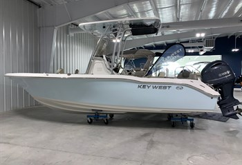 2021 Key West 219 FS Ice Blue  Boat