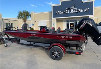 2021 Vexus AVX 181 Red/Gray (CLAYTON) Boat