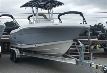 2021 Robalo R200 Alloy Gray  Boat
