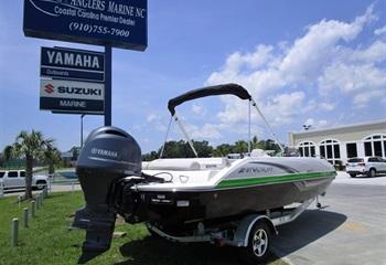 2020 Green Starcraft MDX 211 liquid-unknown-field [type] Boat