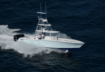 2020 Invincible 42 Open Fisherman liquid-unknown-field [type] Boat