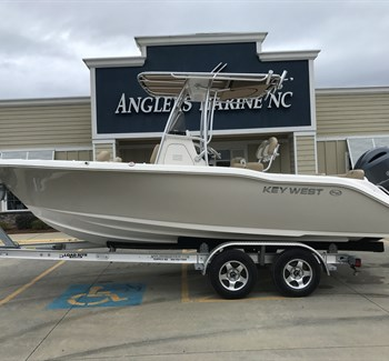 2019 Key West 219 FS Sand New Boat