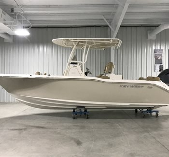 2019 Key West 239 FS Sand liquid-unknown-field [type] Boat