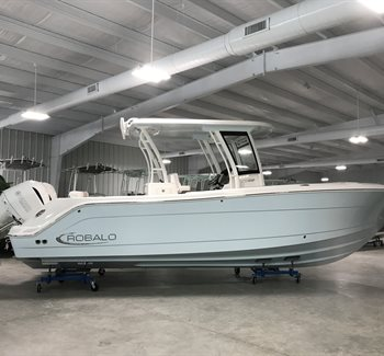 2019 Robalo R302 liquid-unknown-field [type] Boat