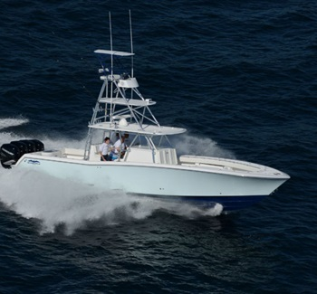 2019 Invincible 42 Open Fisherman liquid-unknown-field [type] Boat