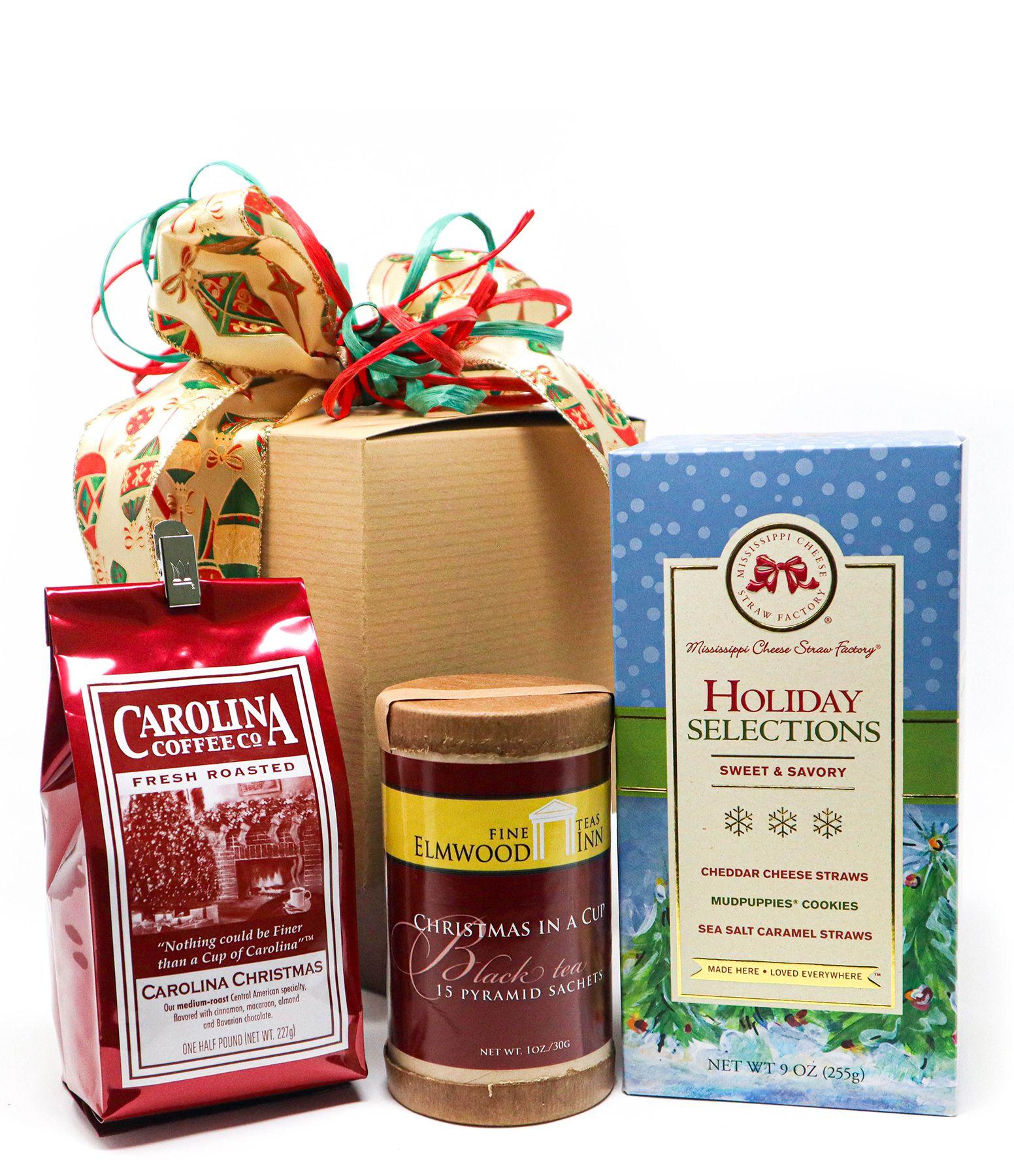 Carolina Coffee Happy Holidays