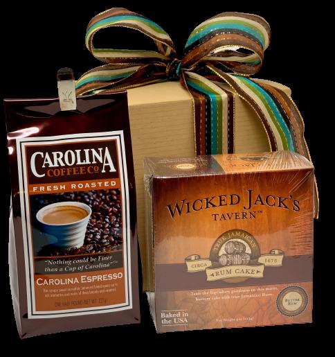Carolina Coffee Rum A Tum Tum