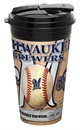 Milwaukee Brewers TravelCups