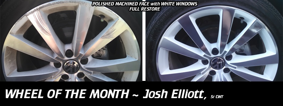 Wheel of the Month, Josh Elliot