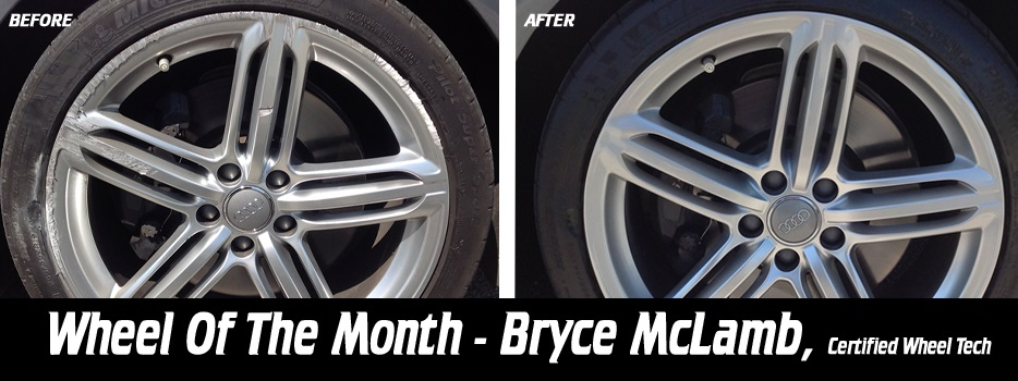 Wheel of the Month, Bryce McLamb